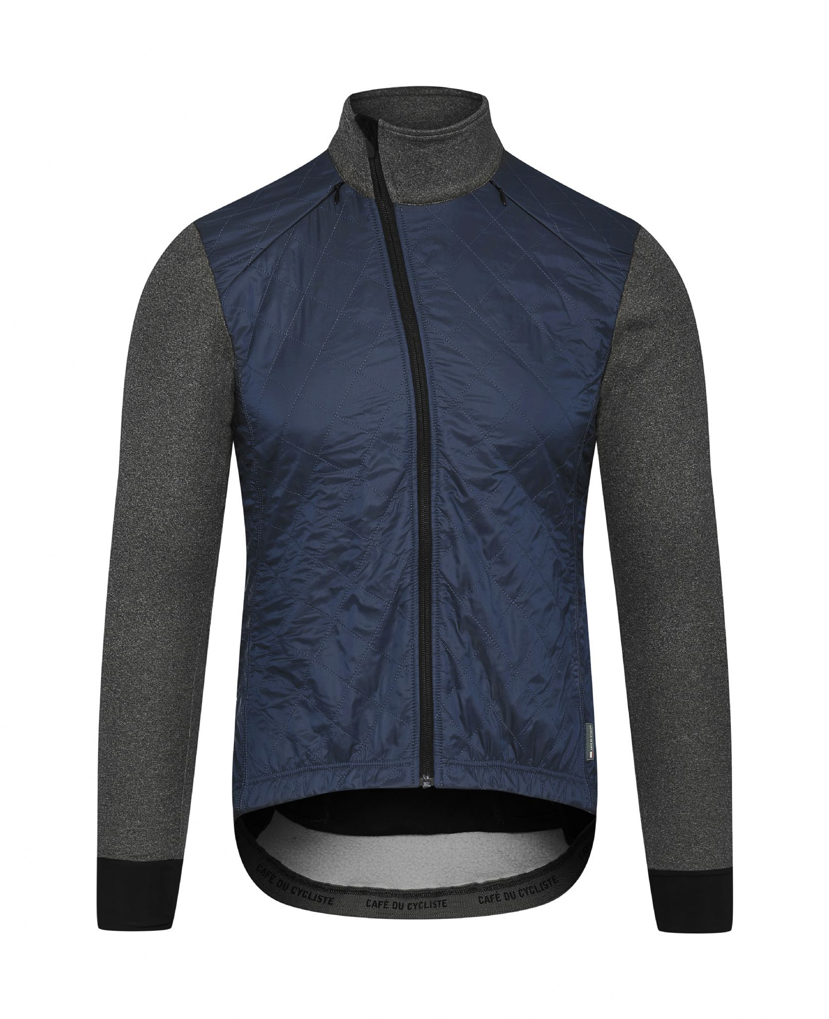 471b28fa66f Café Du Cycliste Men s Heidi Windproof Winter Jacket - Navy