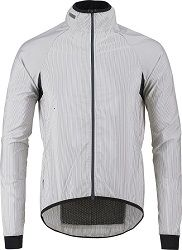 Café Du Cycliste Men's Madeleine Superlight Windstopper Jacket - Stripes