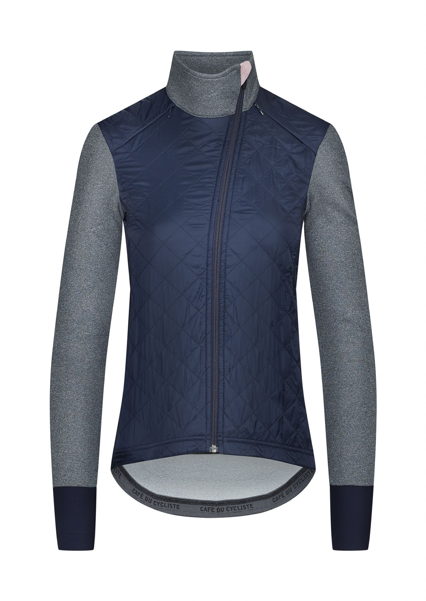 38b87dc1788 Café Du Cycliste Women s Heidi Windproof Jacket - Navy