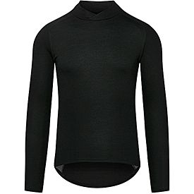 Café Du Cycliste Men's Cosette Base Layer - Super Black