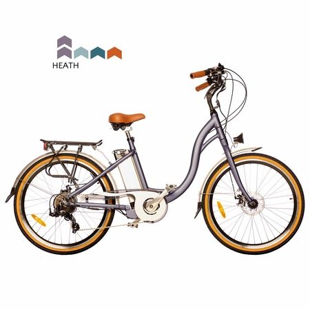 Juicy Classic Click e-bike - Heath