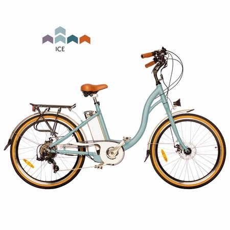 Juicy Classic Click e-bike - Ice