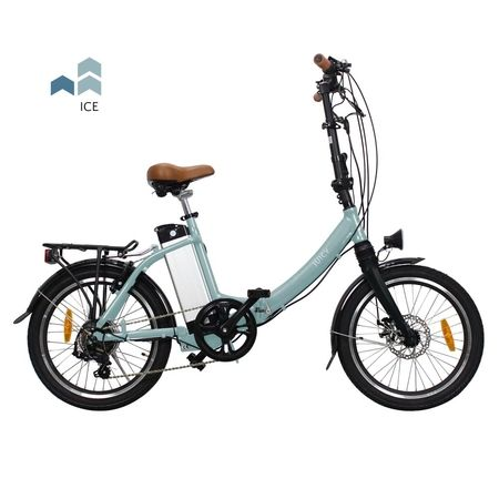 Juicy Compact Plus e-bike - Ice