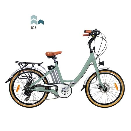 Juicy Poco e-bike - Ice