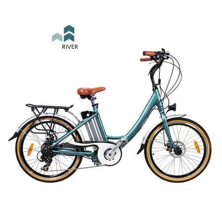 Juicy Poco e-bike - River