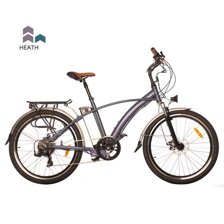 Juicy Sport Click Hybrid e-bike - Heath